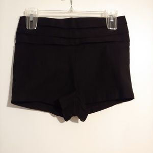 High waist dress shorts sz 2 Charlotte Russe